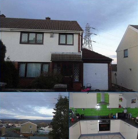 3 bedroom semi-detached house for sale - Heol Pentyla, Llansamlet, Swansea
