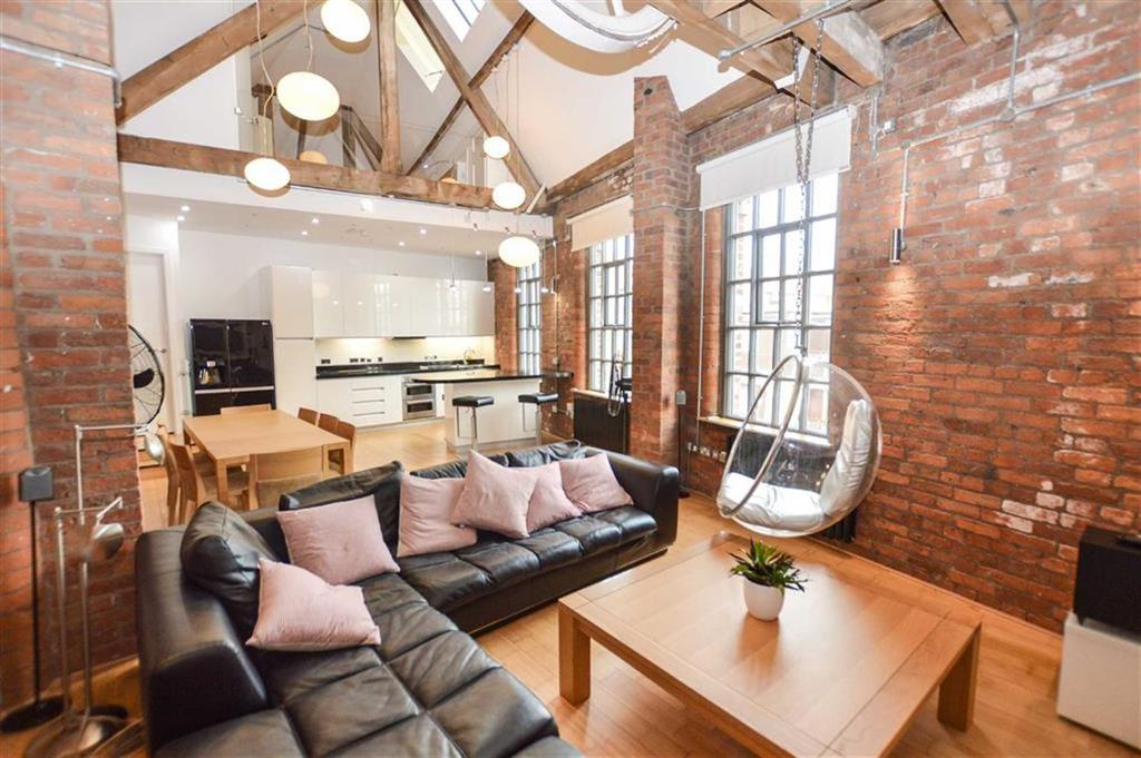 2 Bedrooms Apartment Flat for sale in Albert Mill, Castlefield, Manchester, M15