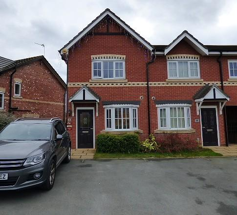 2 Bedrooms House for sale in Raleigh Close, Newton-Le-Willows
