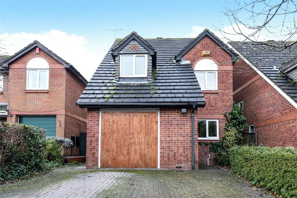 3 Bedrooms Detached House for sale in Wolvesey Place, Chandler's Ford, Hampshire