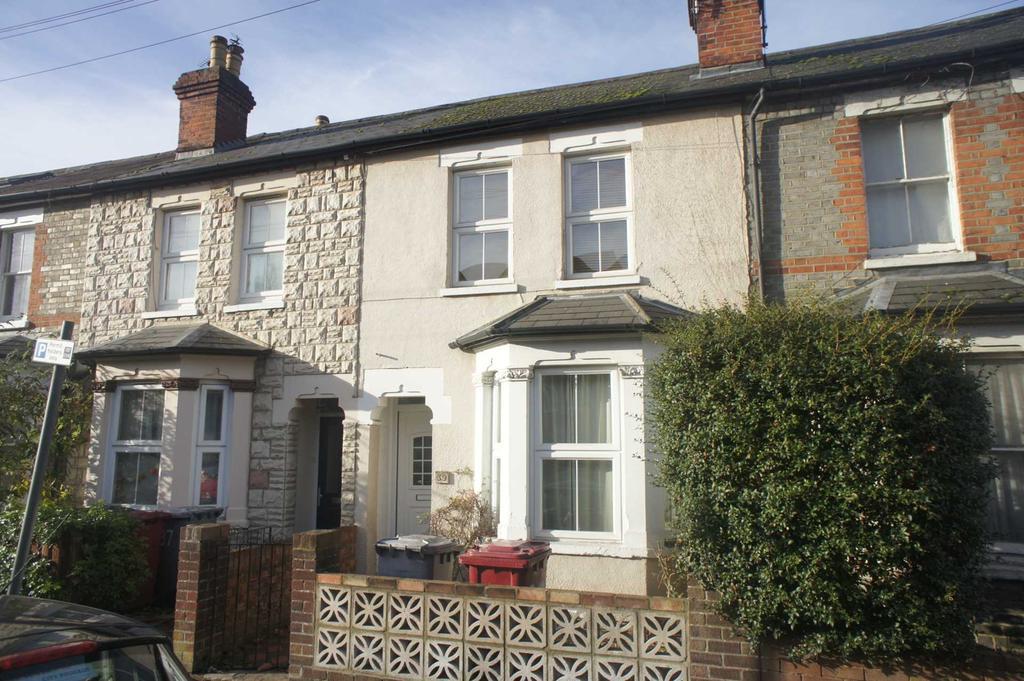 2 Bedrooms Terraced House for sale in De Montfort Road, Reading