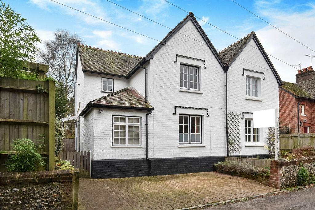 2 Bedrooms Semi Detached House for sale in West Meon, Petersfield, Hampshire