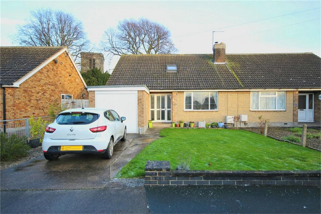 4 Bedrooms Semi Detached Bungalow for sale in Church Drive, Leven, East Riding of Yorkshire