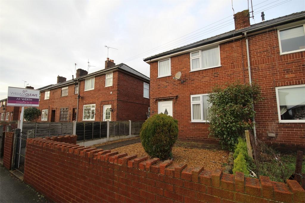 2 Bedrooms Semi Detached House for sale in Bromfield Park, Mold, Flintshire