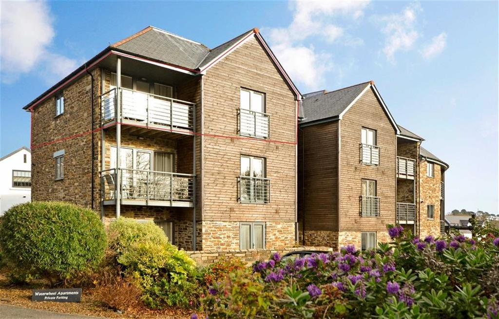 2 Bedrooms Apartment Flat for sale in Charlestown Road, Charlestown, St Austell, Cornwall, PL25