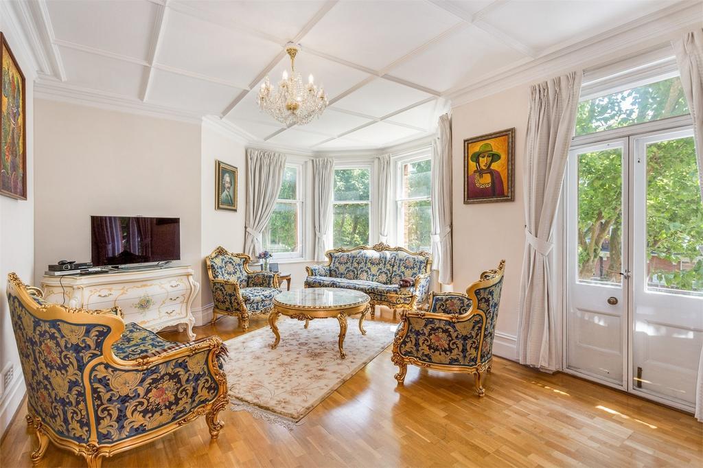 4 Bedrooms Flat for sale in ASHWORTH MANSIONS, ELGIN AVENUE, LONDON