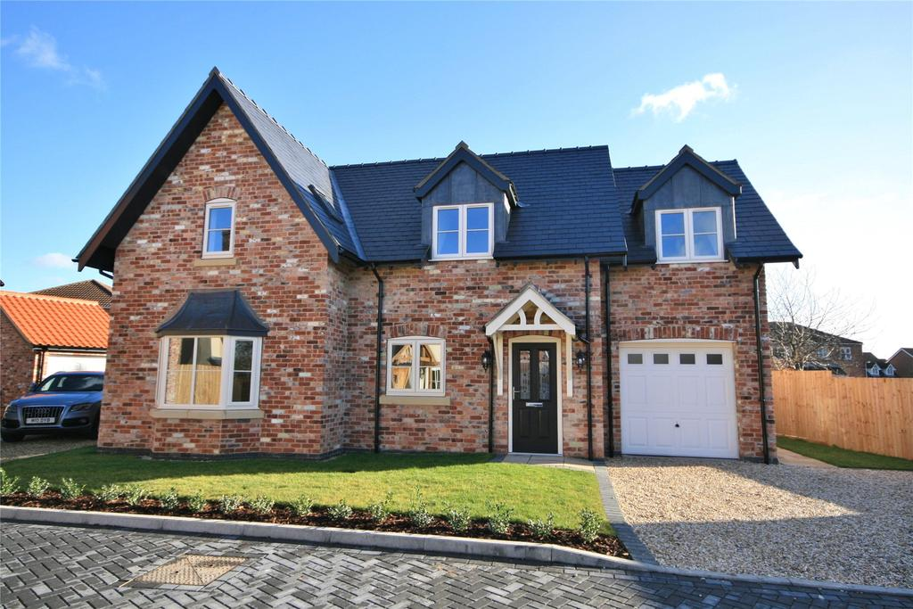 5 Bedrooms Detached House for sale in Hilton Court, Saxilby, LN1