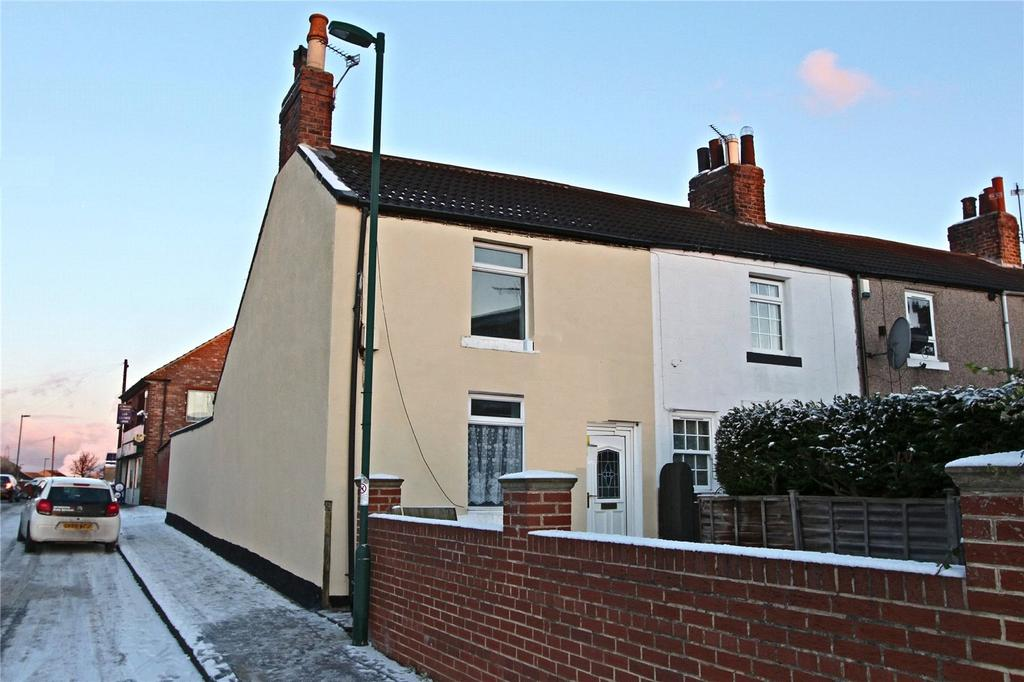 2 Bedrooms End Of Terrace House for rent in West Row, Eston