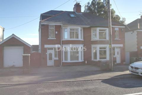 4 bedroom semi-detached house for sale - Church Road, Rumney, Cardiff