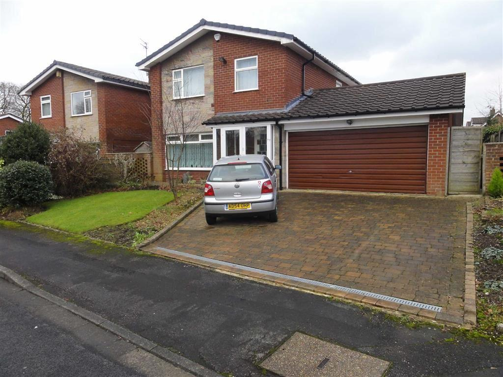 4 Bedrooms Detached House for sale in Gleneagles Road, Heald Green