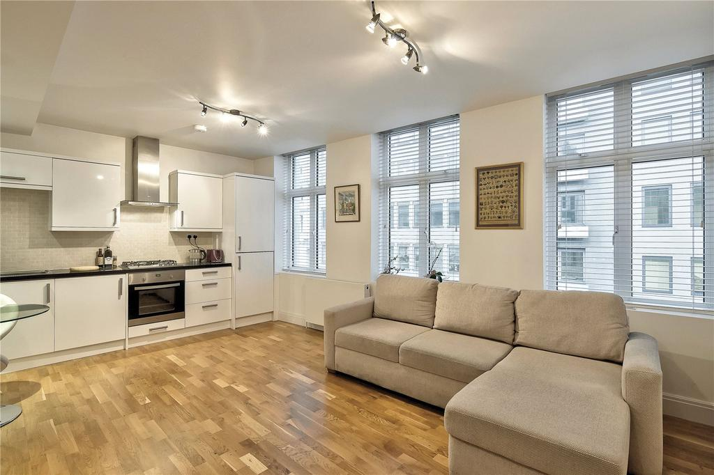 1 Bedroom Apartment Flat for sale in Fleet Street, City Of London, EC4Y