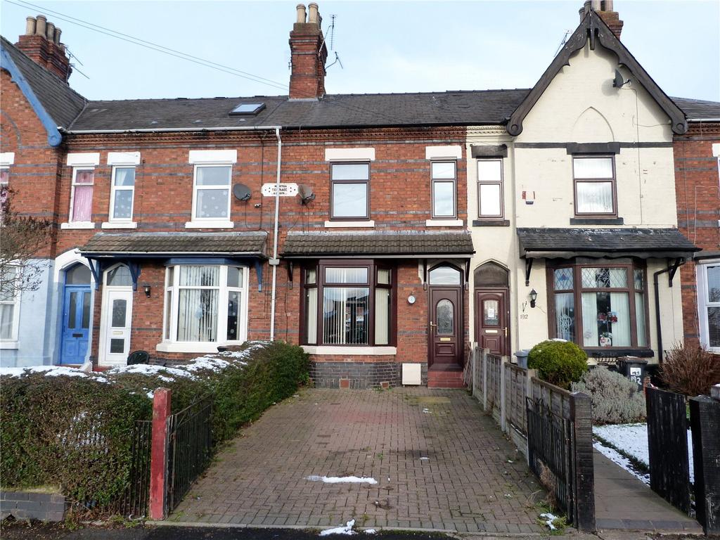 3 Bedrooms Terraced House for sale in Henry Street, Crewe, Cheshire, CW1