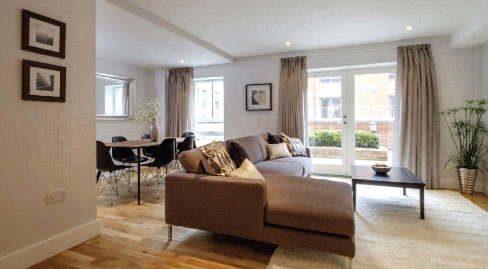 3 Bedrooms Apartment Flat for sale in 3/1 Weston Gait, Shandon Gardens, Edinburgh, Midlothian