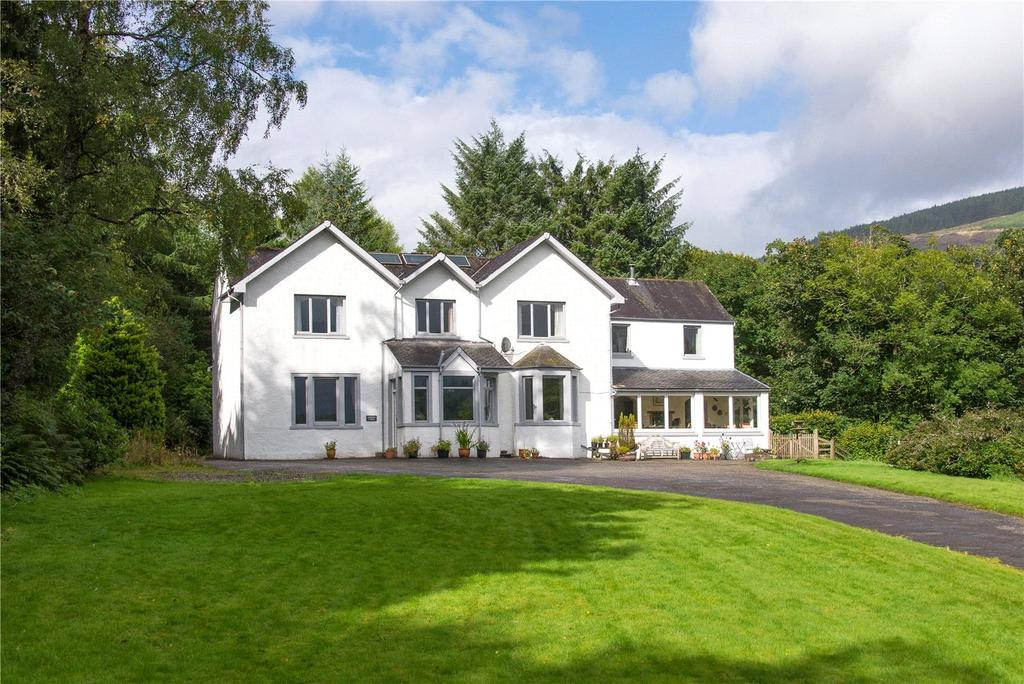 11 Bedrooms Detached House for sale in Lot 1 - Ardoch Lodge, Strathyre, Callander, Perthshire