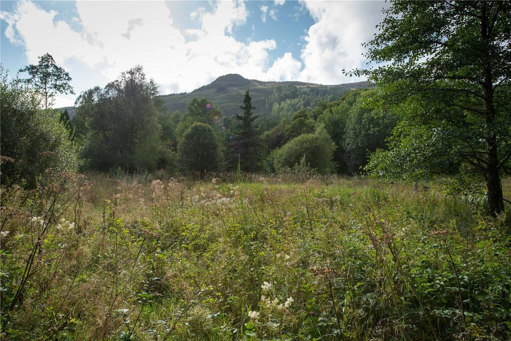 Land Commercial for sale in Lot 3 - Two House Plots, Ardoch Lodge, Strathyre, Callander, Perthshire