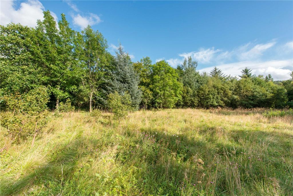Land Commercial for sale in Lot 4 - Three Holiday House Plots, Ardoch Lodge, Strathyre, Callander, Perthshire