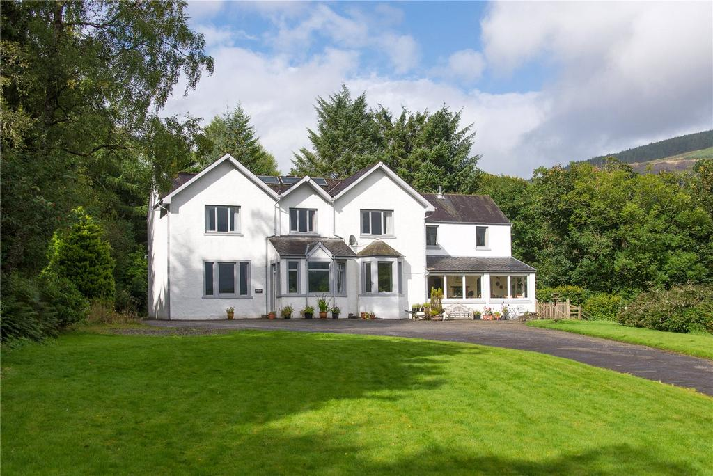 11 Bedrooms Detached House for sale in Ardoch Lodge, Callander, Perthshire