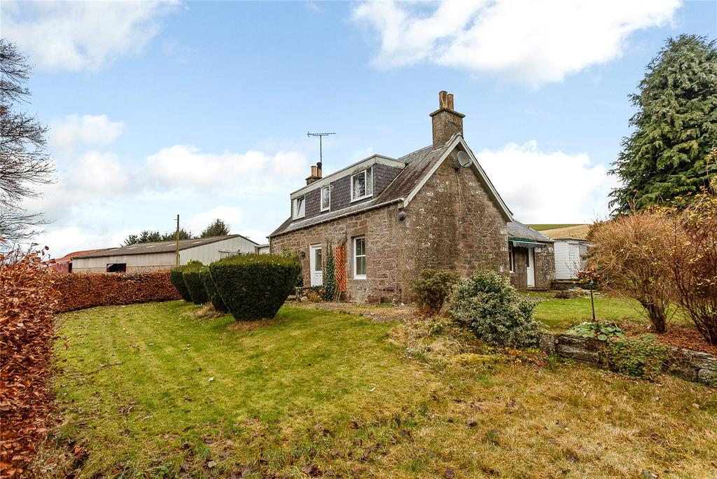 4 Bedrooms Detached House for sale in Millhole Farmhouse, By Newtyle, Angus