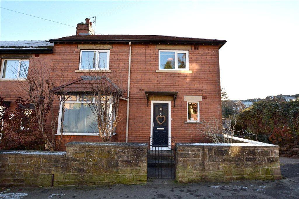2 Bedrooms Terraced House for sale in Priesthorpe Road, Farsley, Pudsey, West Yorkshire
