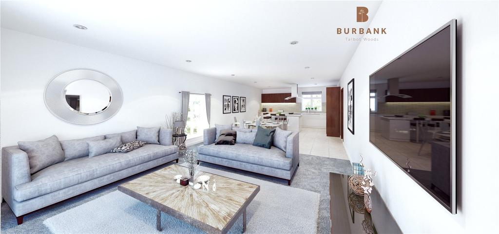 2 Bedrooms Flat for sale in Burbank, 3 Glenferness Avenue, Bournemouth, BH4