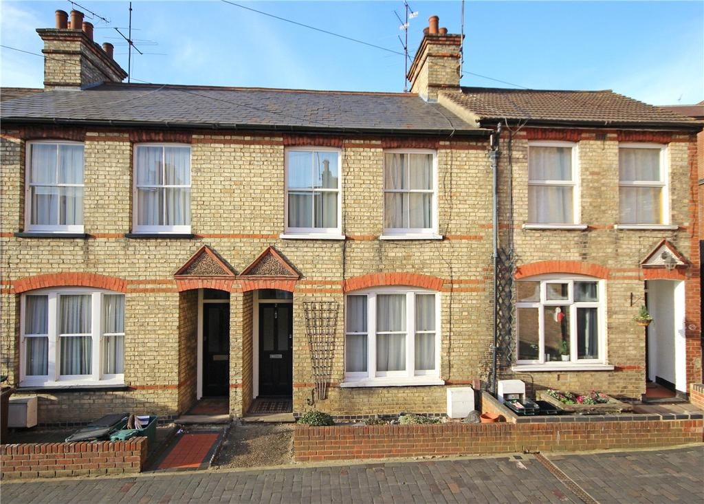 3 Bedrooms Terraced House for sale in Lower Paxton Road, St Albans, Hertfordshire
