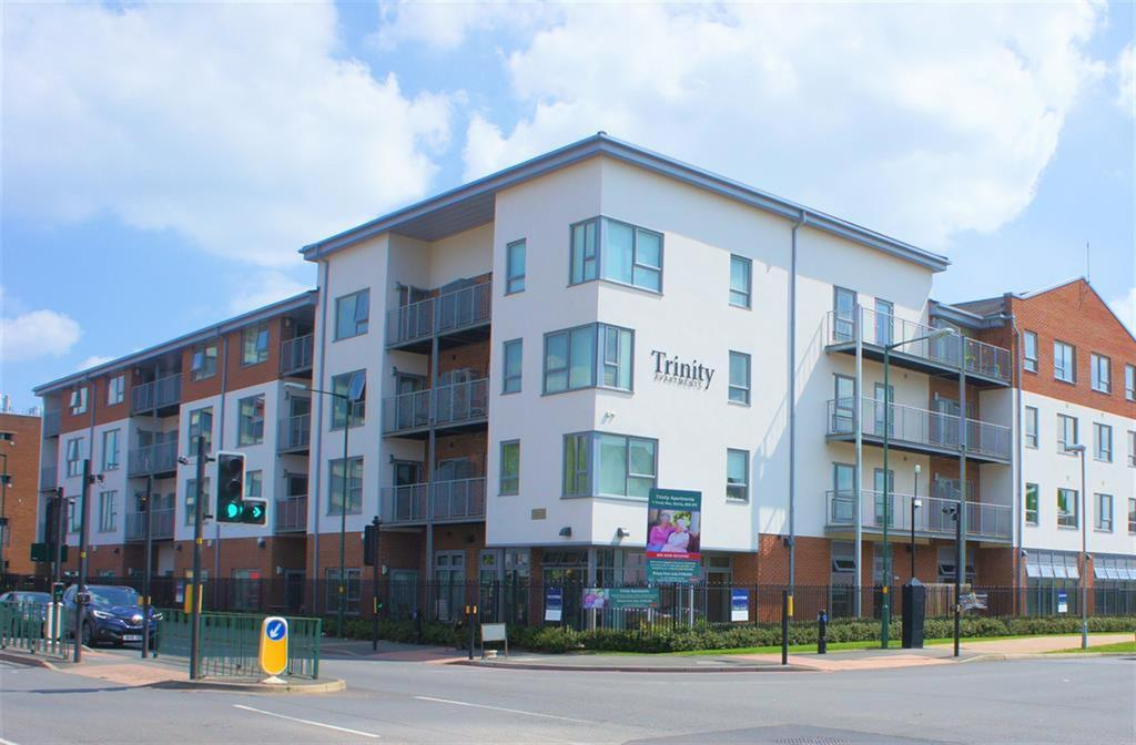 2 Bedrooms Retirement Property for sale in Trinity Apartments, Parkgate, Shirley, Solihull