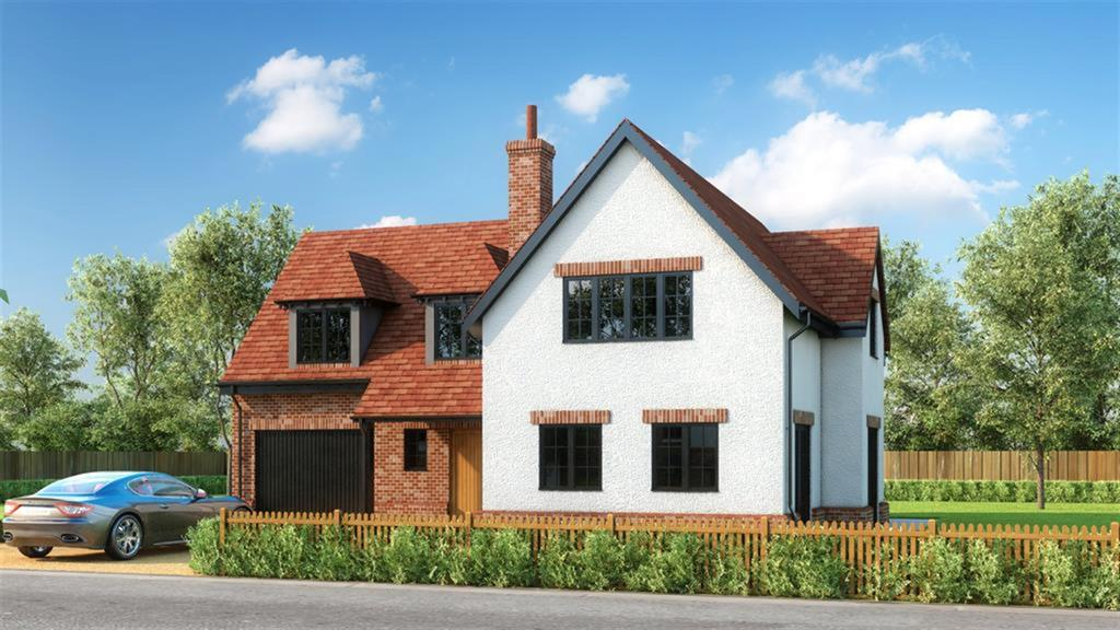 4 Bedrooms Detached House for sale in Pen House, Marsh Lane, Solihull