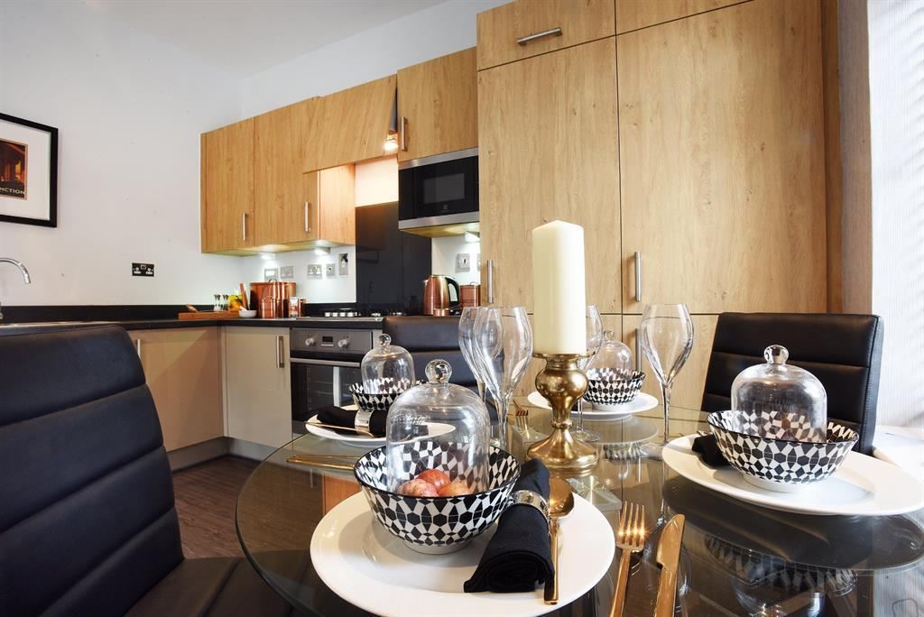 2 Bedrooms Apartment Flat for sale in Garden Square East, Apt 1 Apt 3, Hestercombe House, Dickens Heath