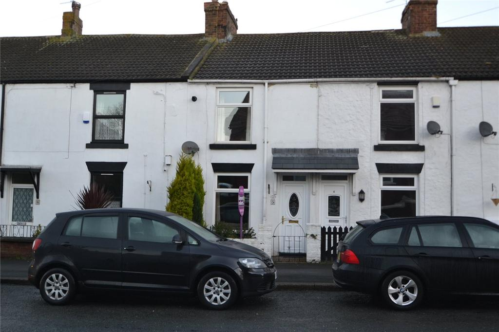 2 Bedrooms Terraced House for sale in Hall Walk, Easington Village, Peterlee, Co.Durham, SR8