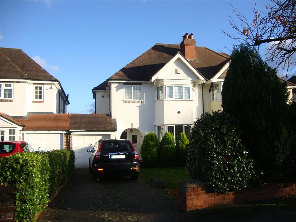 3 Bedrooms Semi Detached House for rent in Marsham Court Road, Solihull, B91 2ET