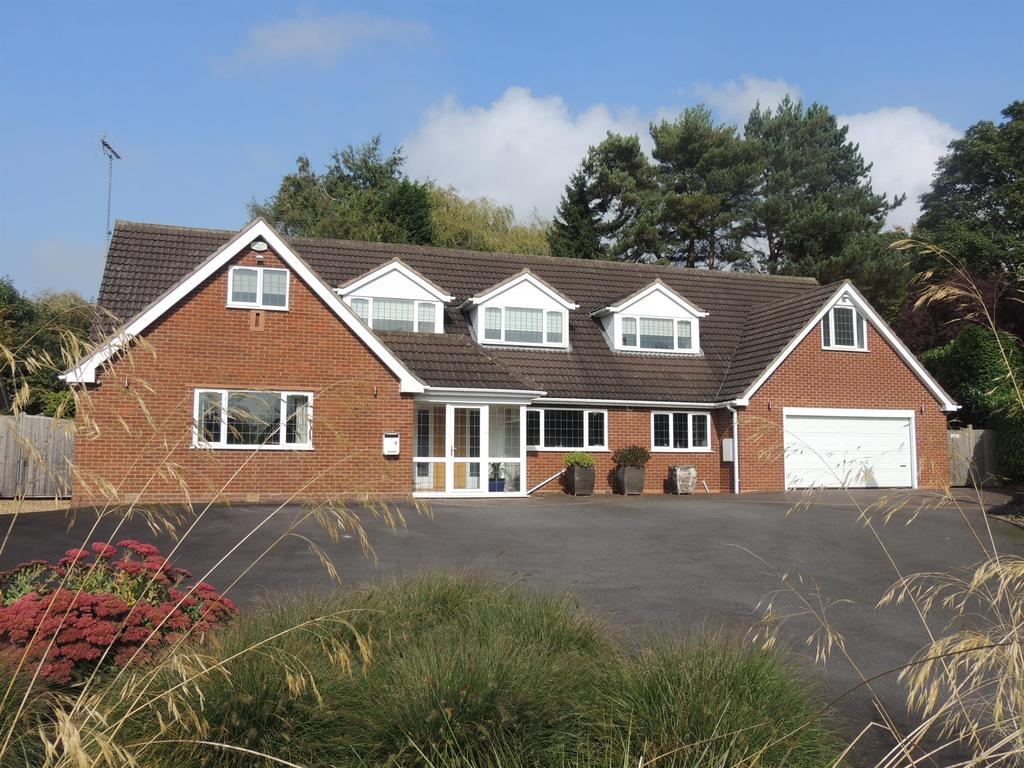 6 Bedrooms Detached House for sale in Paddock Drive, Dorridge, Solihull