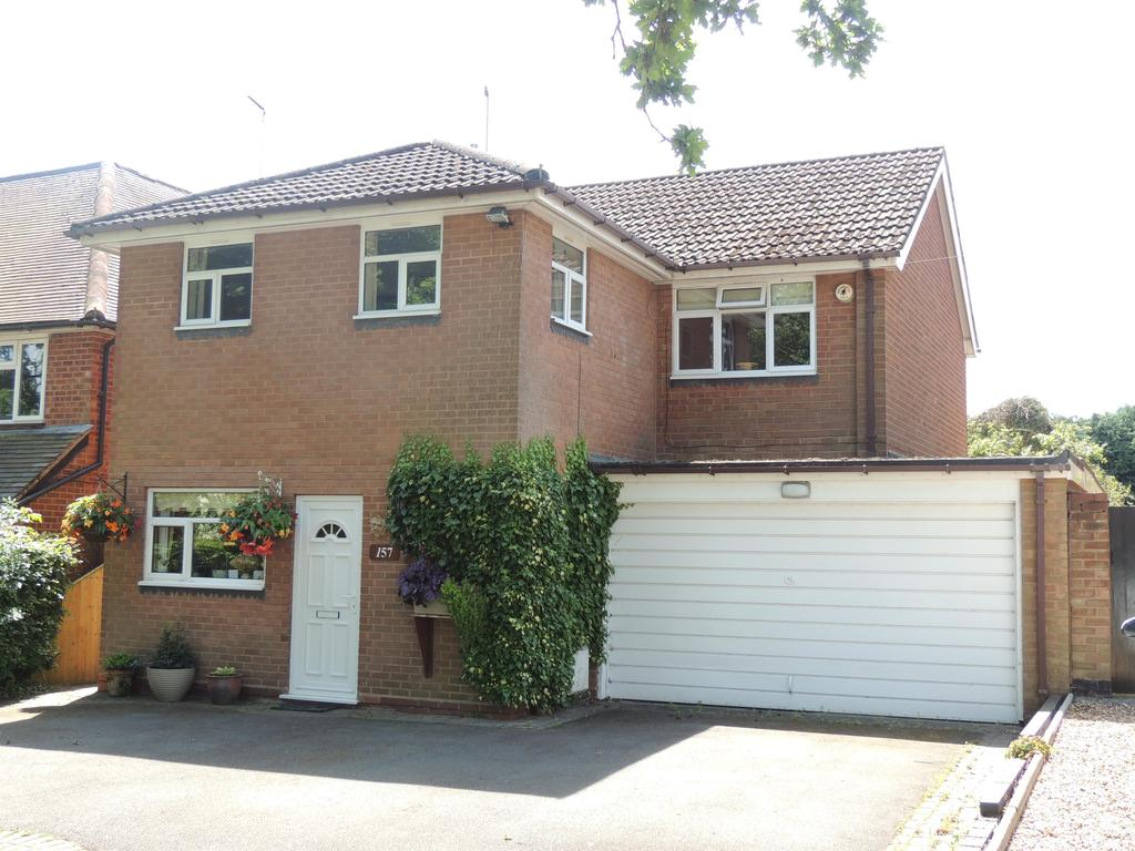 4 Bedrooms Detached House for sale in Longdon Road, Knowle