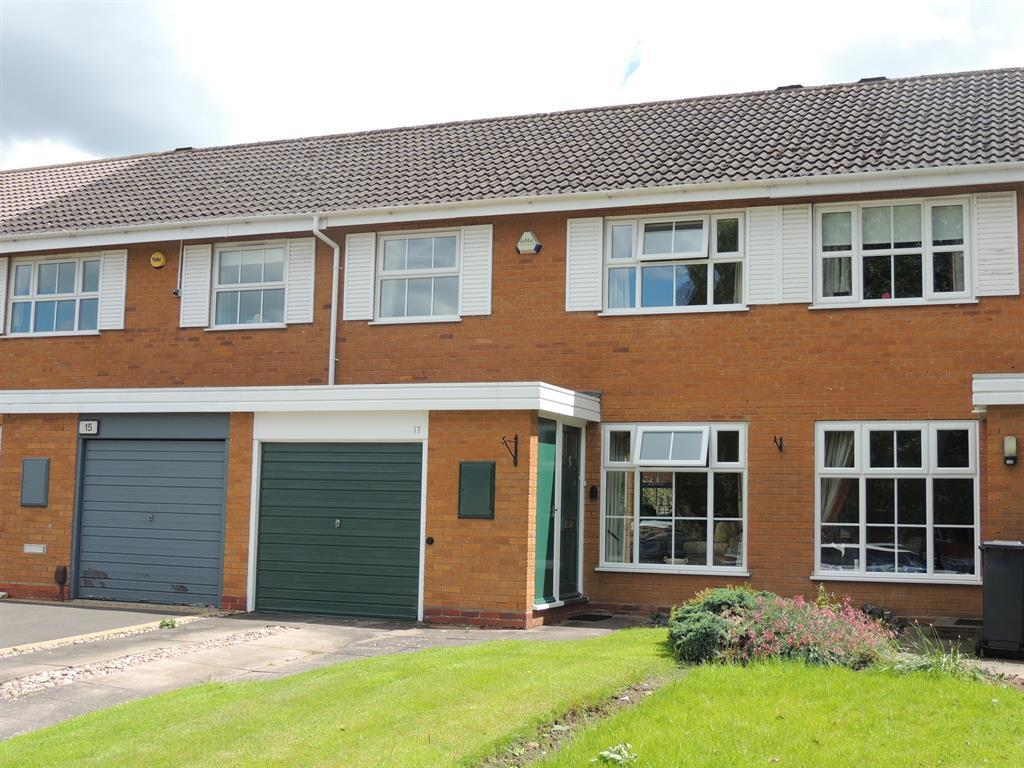 3 Bedrooms Town House for sale in St Lawrence Close, Knowle, Solihull