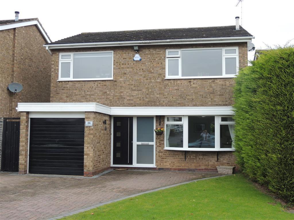 4 Bedrooms Detached House for sale in Pettyfields Close, Knowle, Solihull
