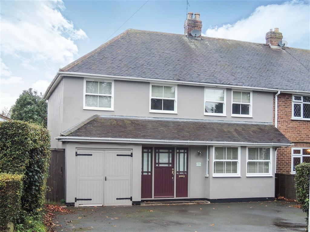 4 Bedrooms Semi Detached House for sale in Station Road, Balsall Common