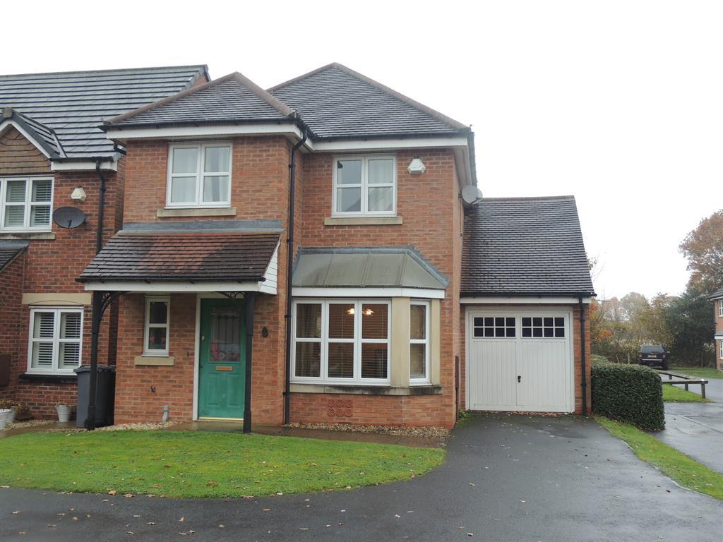 3 Bedrooms Detached House for sale in Rashwood Close, Hockley Heath, Solihull, B94 6SD