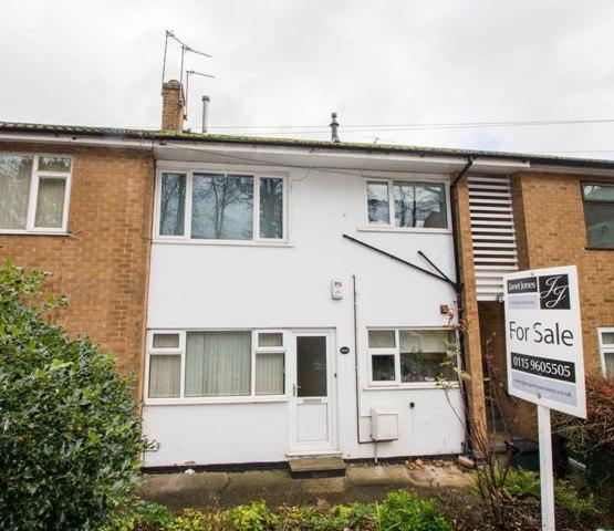 2 Bedrooms Maisonette Flat for sale in Porchester Road, Mapperley, Nottingham, NG3 6GS