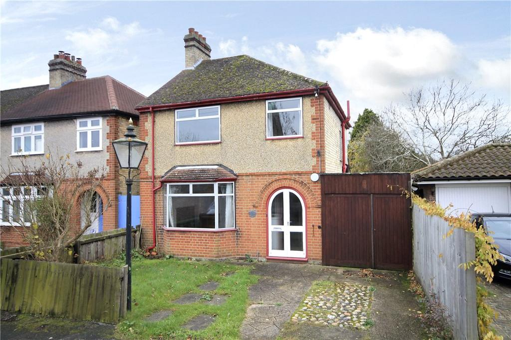 3 Bedrooms Detached House for sale in Warren Road, Cambridge, CB4