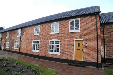 4 bedroom terraced house to rent - Heckingham Park Drive, Hales