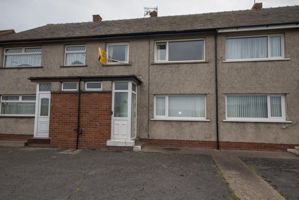 3 Bedrooms Terraced House for sale in Canterbury Terrace, Barrow-In-Furness