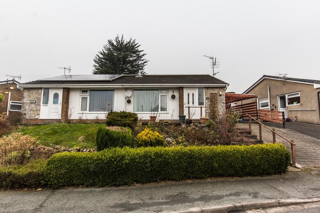 2 Bedrooms Semi Detached Bungalow for sale in Vicarage Drive, Kendal
