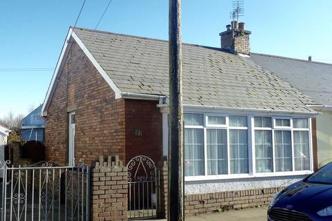2 bedroom semi-detached bungalow for sale - Jenkin Street Bridgend CF31 3AN