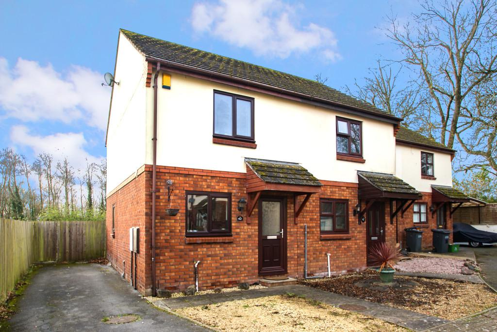 2 Bedrooms End Of Terrace House for sale in Nightingale Close | The Willows | Torquay