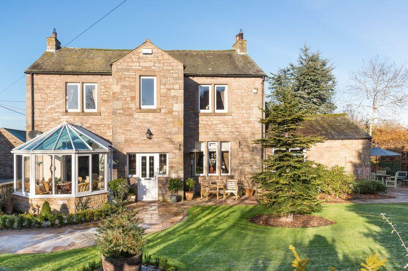 4 Bedrooms Detached House for sale in Eden Grove Farmhouse, Bolton, Appleby-In-Westmorland