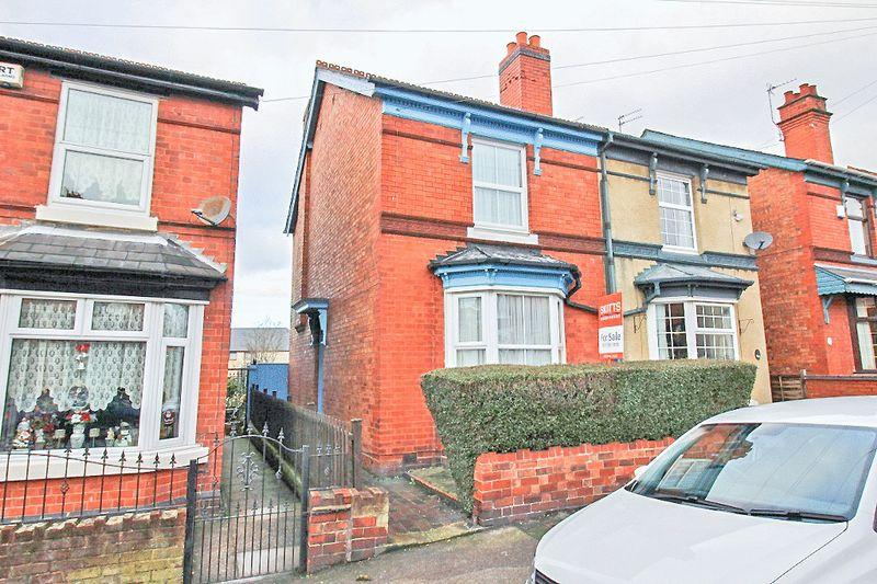 3 Bedrooms Semi Detached House for sale in King Edward Street, Darlaston