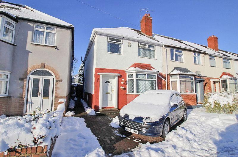 3 Bedrooms Terraced House for sale in Collins Road, Wednesbury