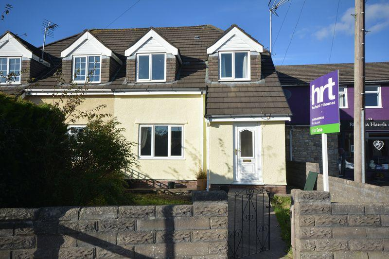 2 Bedrooms Semi Detached House for sale in Preswylfa Court, Bridgend