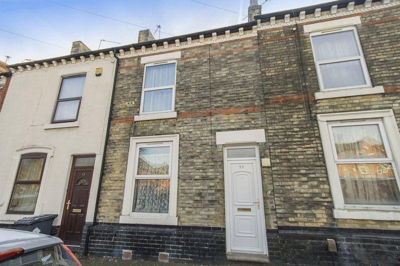 2 Bedrooms Terraced House for sale in Melbourne Street, Derby