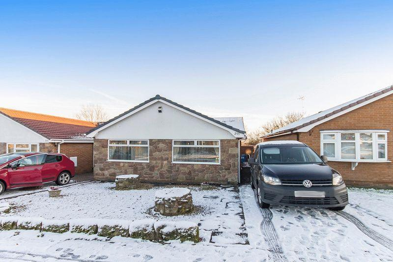 2 Bedrooms Detached Bungalow for sale in Lambourn Drive, Derby