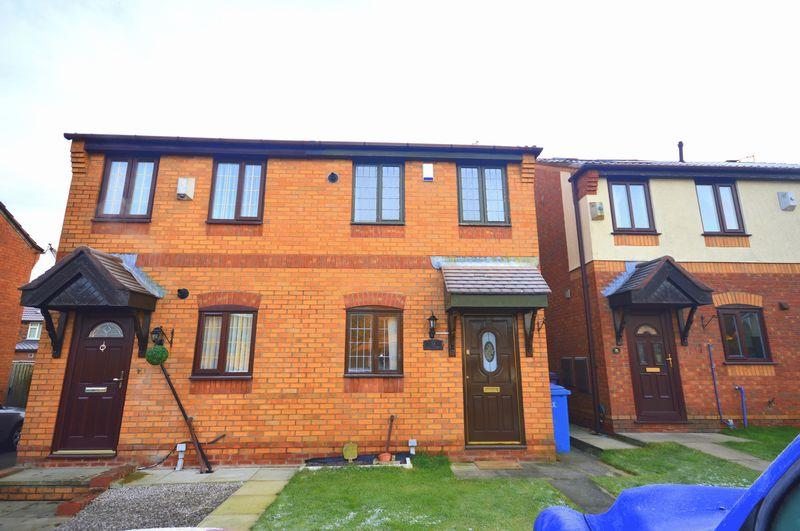 2 Bedrooms Semi Detached House for sale in Coulport Close, Liverpool